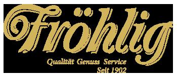 Logo von Fröhlig Wein- und Getränke-Therme GmbH & Co. KG