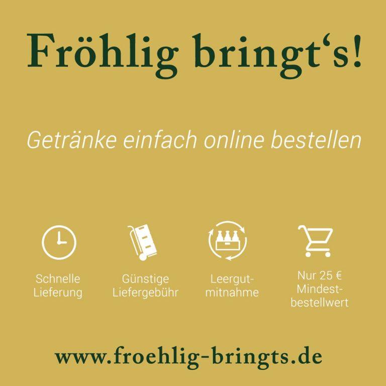 Getränke einfach online bestellen